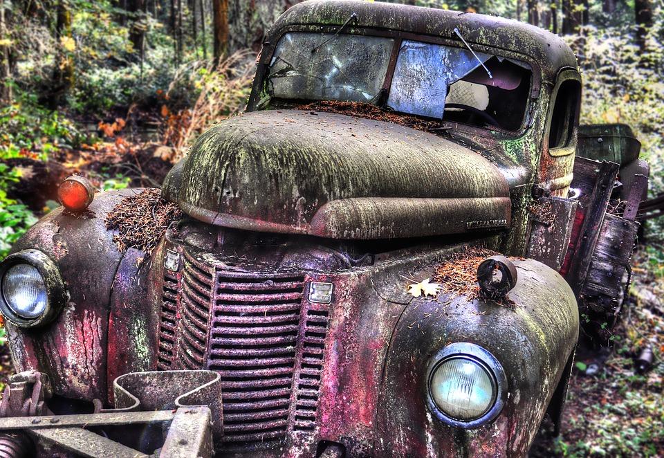 Old Vehicles Buyer Scrap