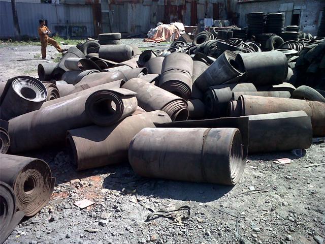 Conveyor Belt Scrap Hyderabad