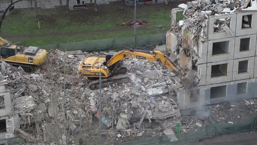 Demolishing Works Contract