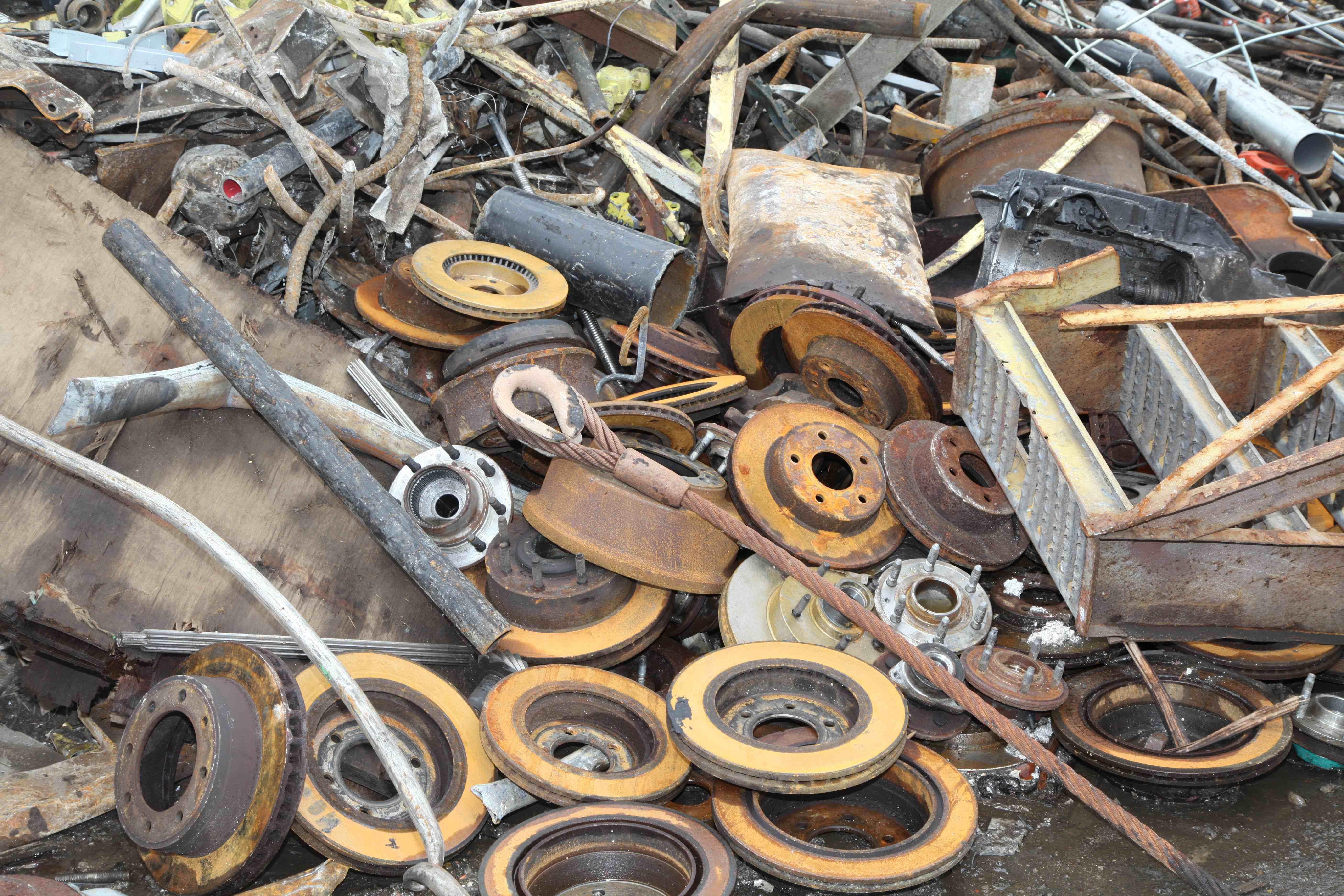 Iron Scrap Buyer Hyderabad